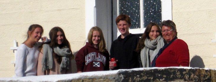 Jugendfreizeit in Schottland